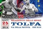 Marsili_vs_Di_Silvio 25 gennaio 2014 palazzetto dello sport di Tolfa