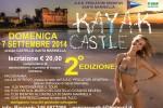 locandina Kayak 2 Castle 2014 - Min