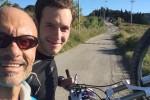 Run&Bike battezzato il percorso con Carlo Trotta 4.01.2015 (1)