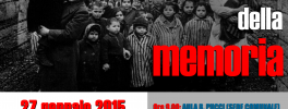 Manifesto Giornata della Memoria