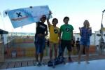 foto Christian Bussotti  Boca do Mar  Mosquito podio migliore rider surf con assegno