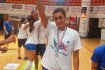 Arciprete Alessia campione d'Italia 2015