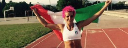 Tisselli Paola European Master Games 2015