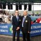 il vice presidente Pucci con il presidente nazionale dottor Mosco Riccardo