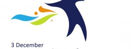 Logo Giornata internazionale persone disabilità