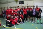 Cv Volley U18M -2017